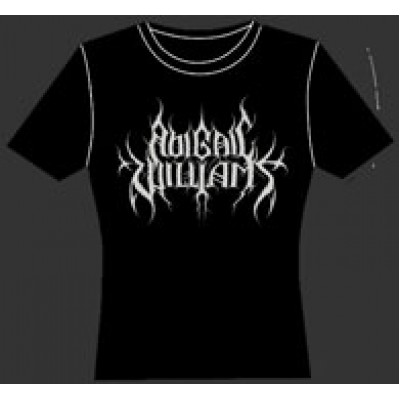 ABIGAIL WILLIAMS logo - GIRLIE