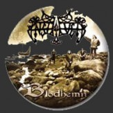 Blodhemn - badge
