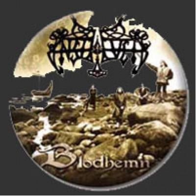 Blodhemn - badge