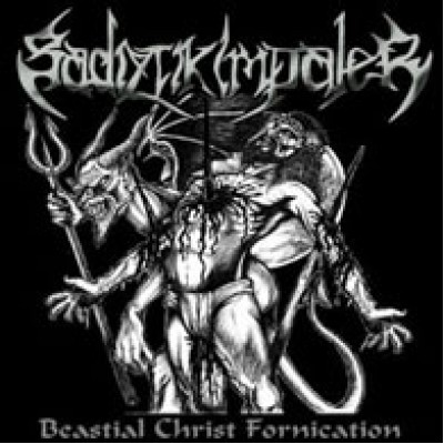 Bestial Christ Fornication