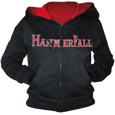 Hammered - GIRLIE ZIP HOOD