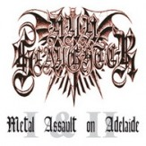 Metal Assault On Adelaide 2EP
