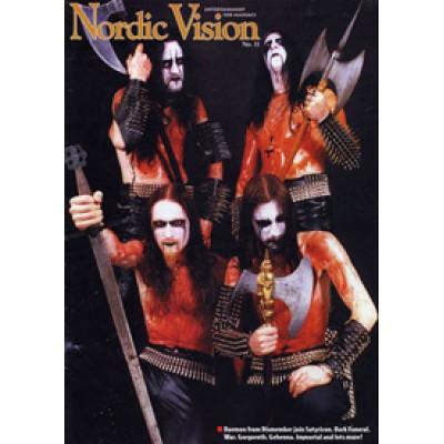 NORDIC VISION #11 MAGAZINE